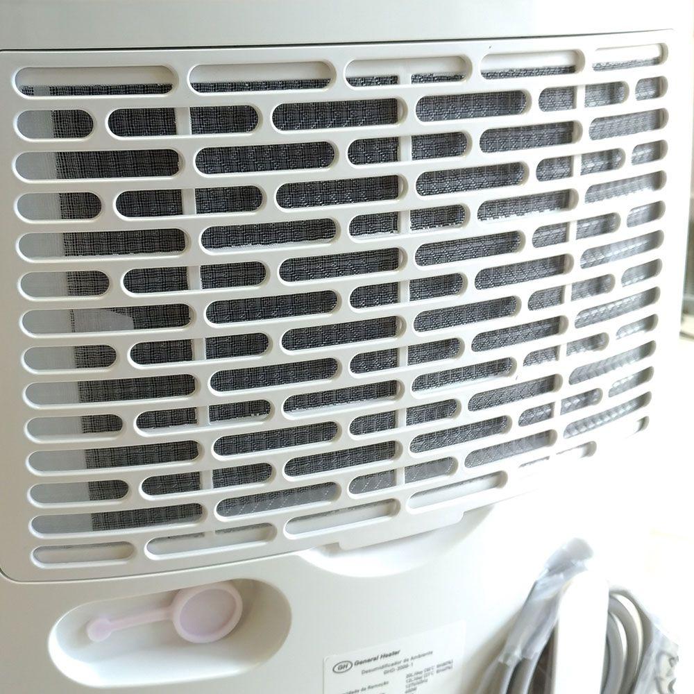 Filtro De Carvão Ativado GHD-2000 (20L) General Heater