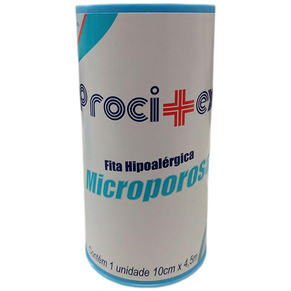 Fita Microporosa Procitex 10cm x 4,5m Cremer