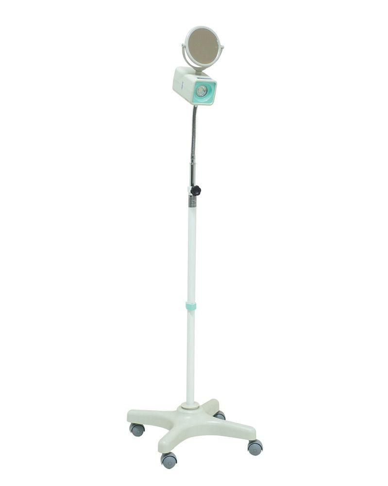 Foco De Luz Clínico LED FL-4000 HRE Com Espelho Medpej
