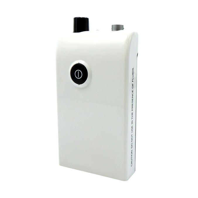 Fotóforo LED 5W Recarregável c/ case HL8000 MD