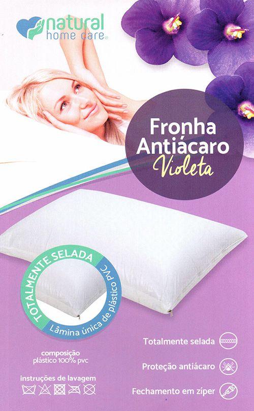Fronha Antiácaro Violeta NHC