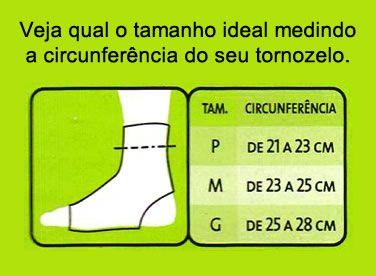 Imobilizador De Tornozelo M Preto Mercur