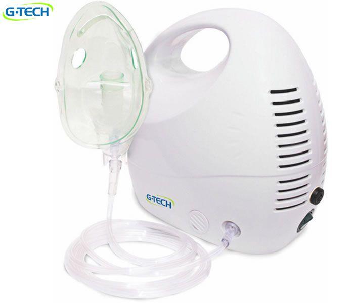 Inalador Nebulizador Bivolt Nebcom IV G-Tech