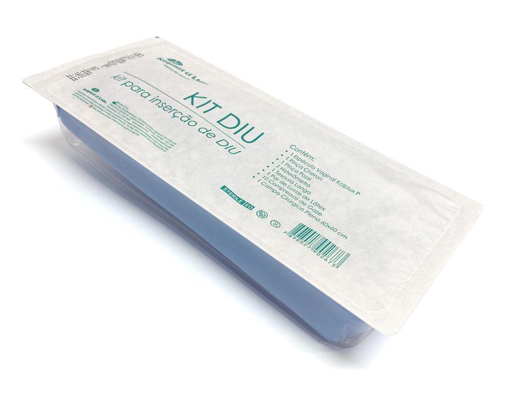 Kit Para Inserção De DIU Kolplast
