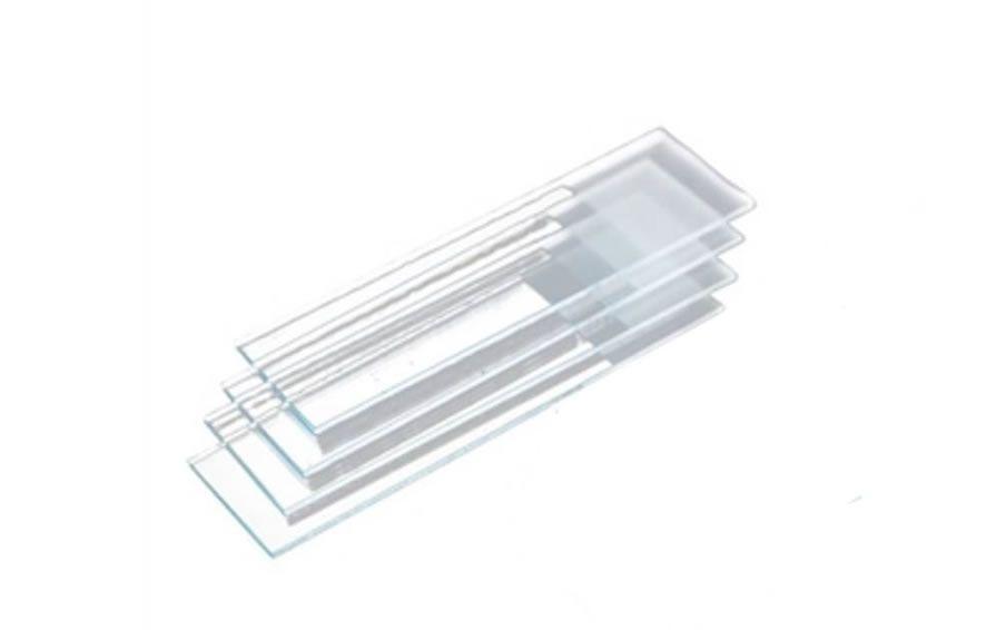 Lâmina Para Microscópio Fosca 26x76mm C/50 Un. Vision Glass