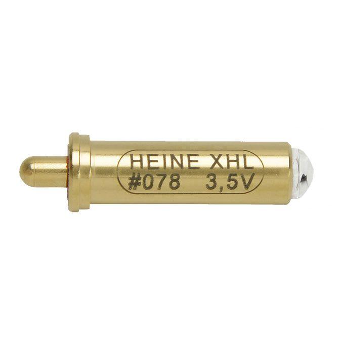 Lâmpada Halógena Xenon XHL #078 3,5V Heine