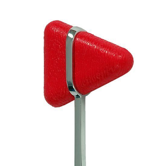 Martelo de Taylor 19cm Vermelho/Prata MD