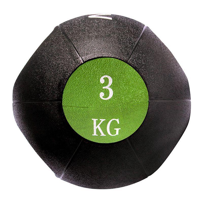 MEDICINE BALL 3KG COM PEGADA ACTE