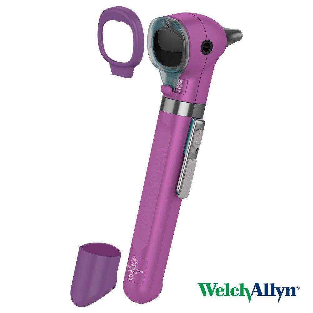 Otoscópio Pocket LED 22870-PUR Violeta Welch Allyn