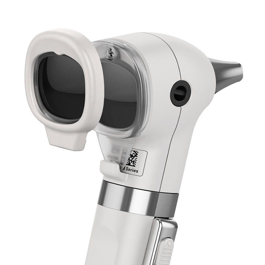 Otoscópio Pocket LED  22870-WHT Branco Welch Allyn
