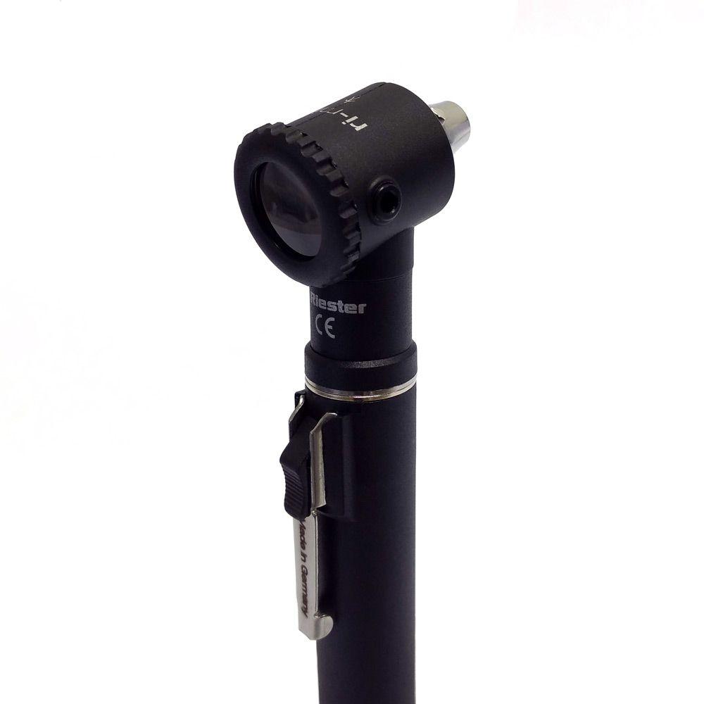 Otoscópio Ri-Mini Fibra Ótica 3010.100 Riester