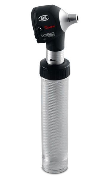Otoscópio Visio 2000 Xenon Estojo Completo MD