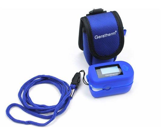 Oxímetro De Pulso Oxy Control Geratherm