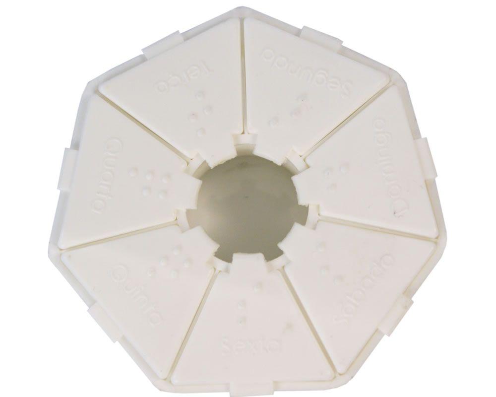 Porta Comprimidos Semanal PC0001 Incoterm