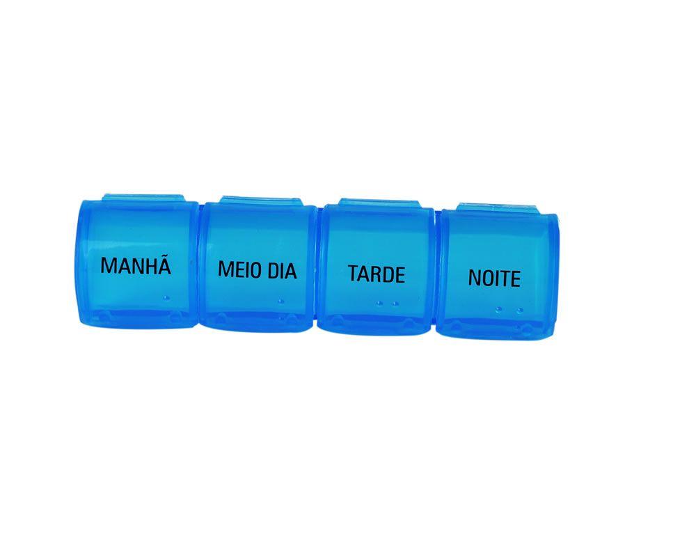 Porta Comprimidos Semanal PC0005 Incoterm