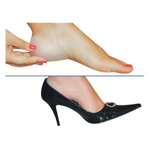 Protetor Softgel P/ Calcanhar Tripla Ação Ortho Pauher