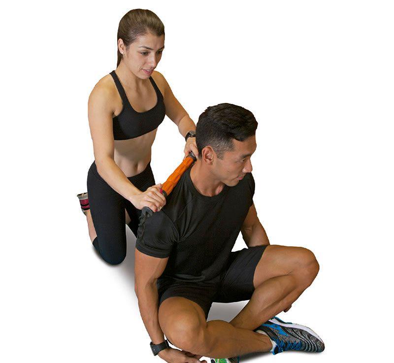 Rolo De Massagem 3 Em 1 T115 Acte