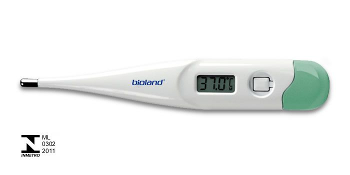 Termômetro Clínico Digital T104 Bioland