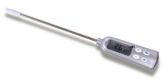 Termômetro Digital Espeto Com Alarme 9791.16 Incoterm