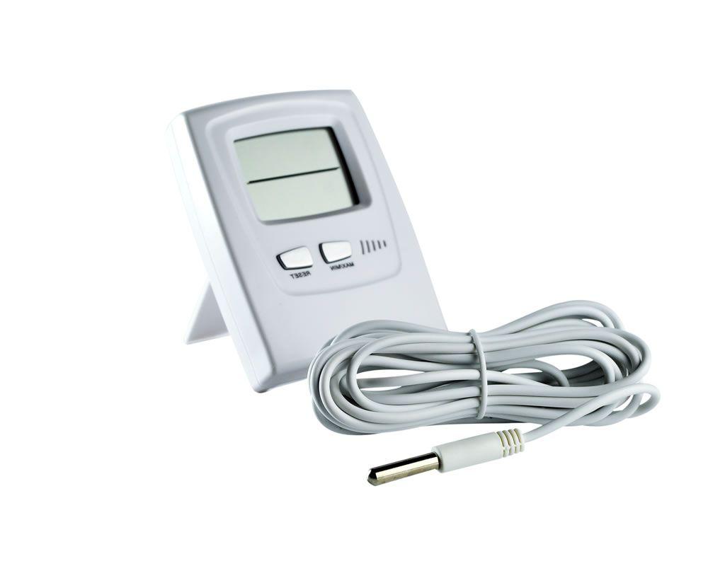 Termômetro Digital INT/EXT MAX/MIN 7665 Incoterm