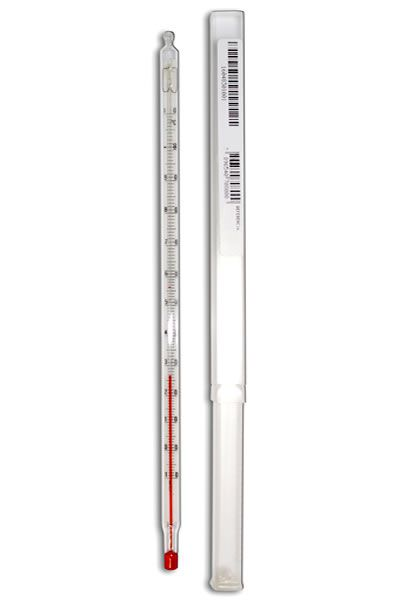 Termômetro Químico Escala Interna -10 a +150°C 5022 Incoterm