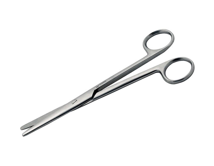 Tesoura Cirúrgica Fina/Romba Reta 15cm Stark