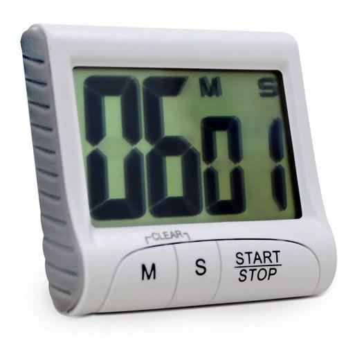 Timer Cronômetro Digital Com Alarme 7651 Incoterm