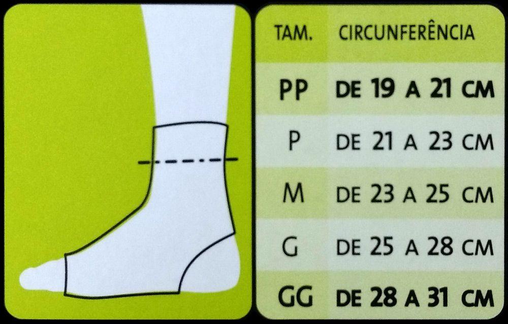Tornozeleira Esporte M BC045-BS Mercur