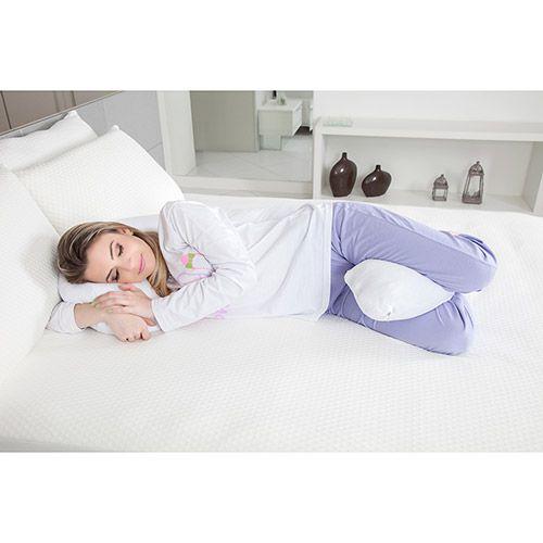 Travesseiro Body Comfort WC2016 Fibrasca