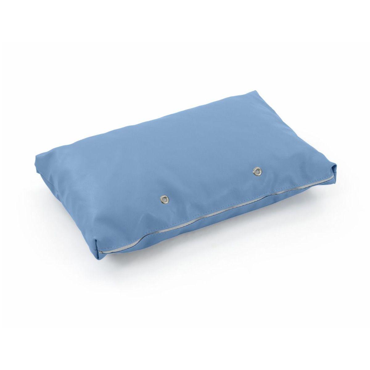 Travesseiro Clínico Grande Azul Escuro Arktus