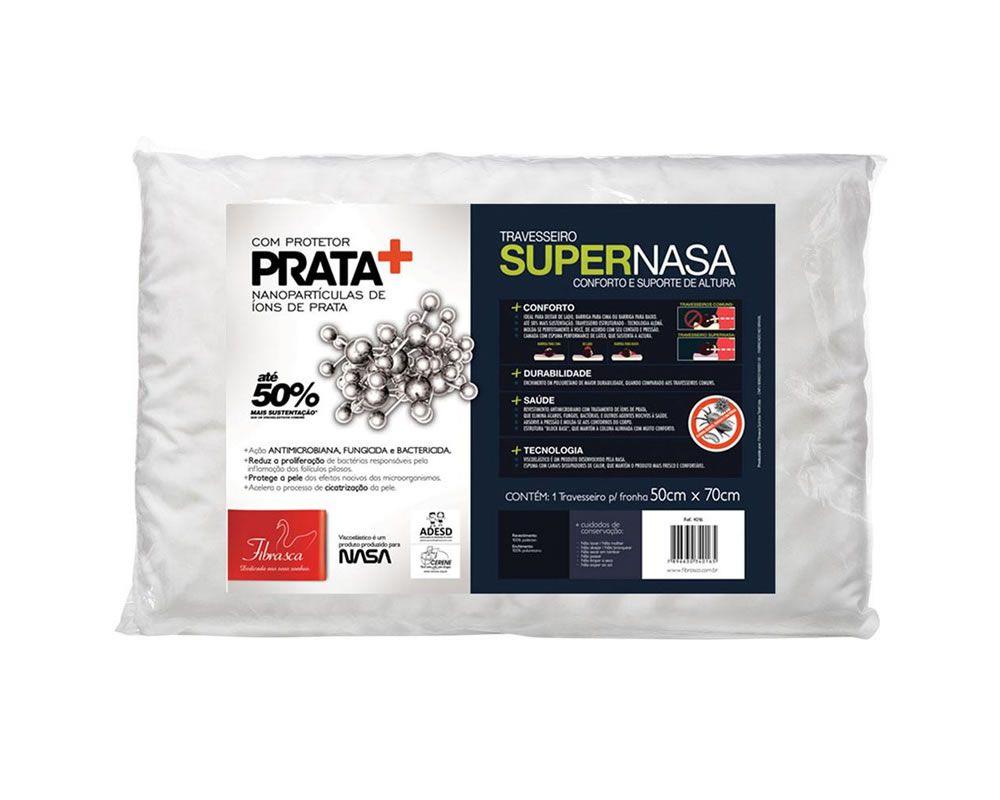 TRAVESSEIRO SUPERNASA ÍONS DE PRATA i4005 - FIBRASCA