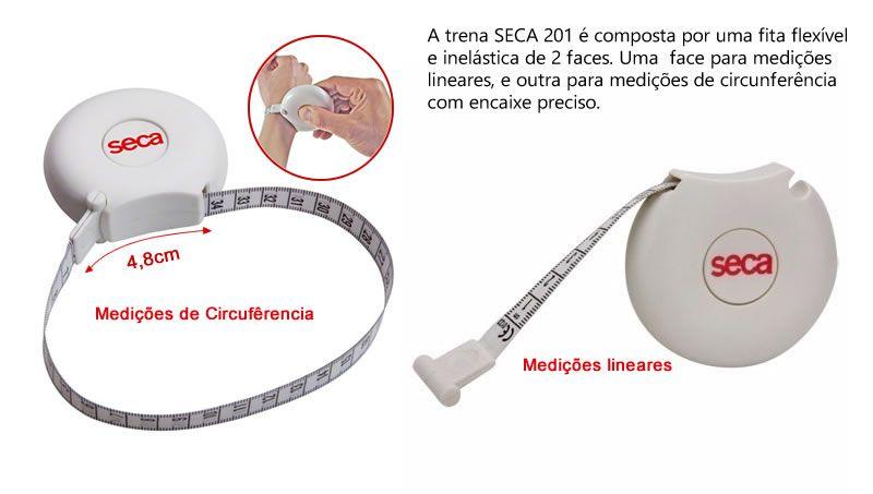 Trena Antropométrica Resistente SECA 201
