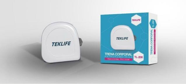 TRENA CORPORAL ANTROPOMÉTRICA TL 200 TEKLIFE