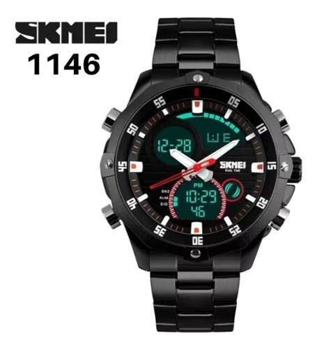 Relógio Masculino Skmei 1146 Digital Analógico