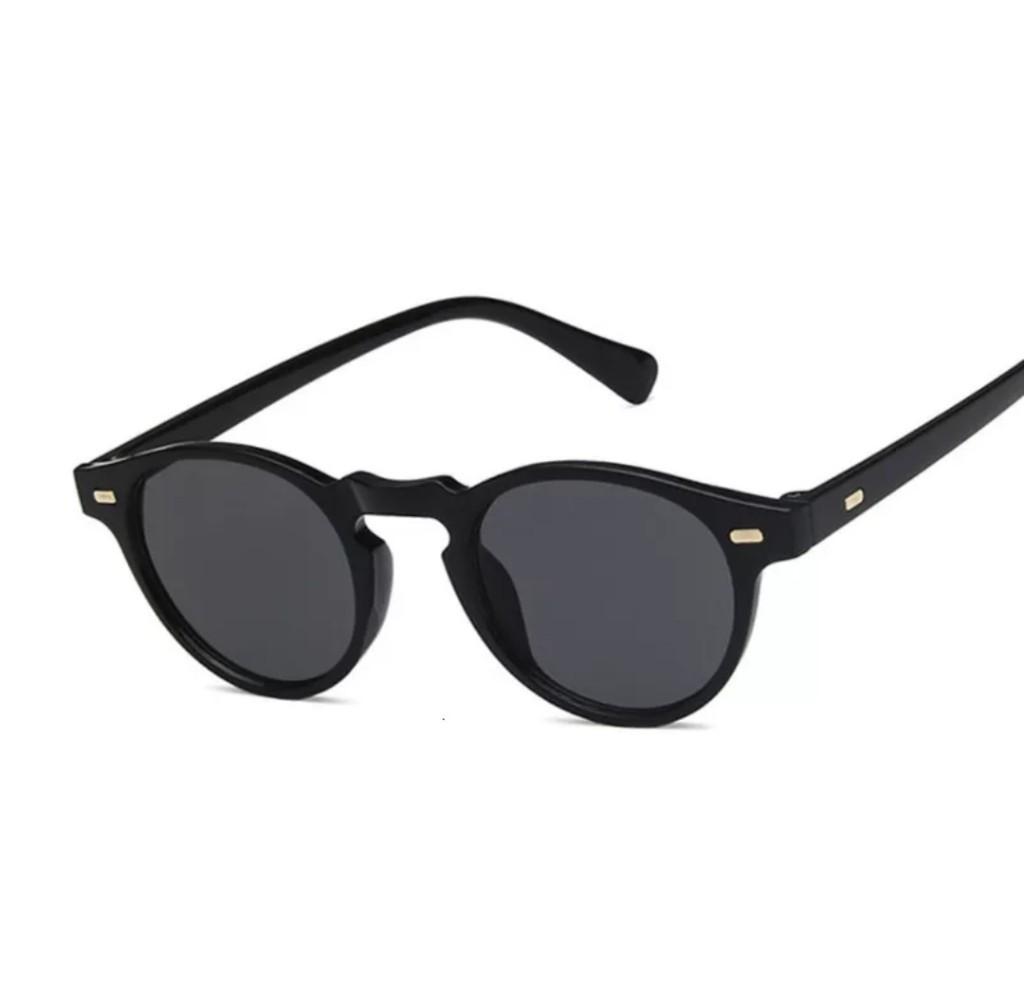 Óculos De Sol Vintage Retrô Estiloso Feminino Masculino