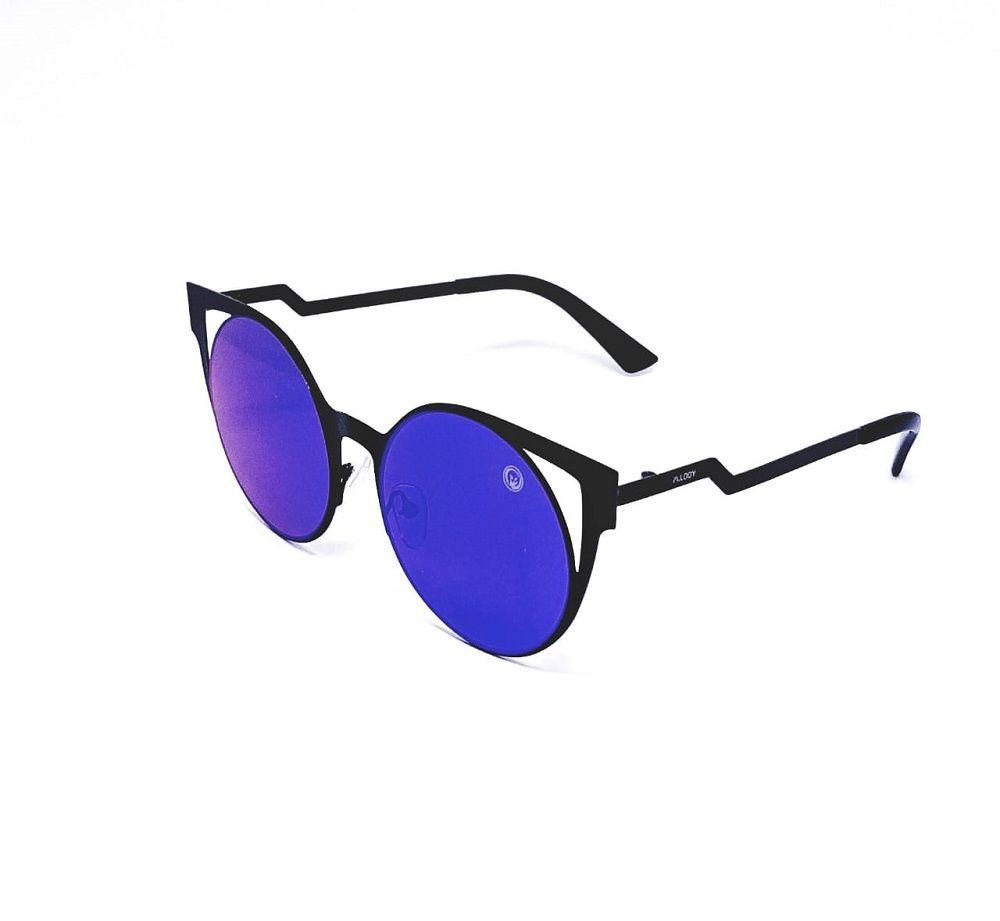 Óculos M.looy Feminino Fashion Lentes Verde Varejeira