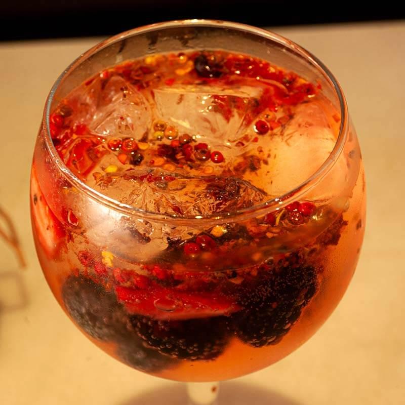 6 Caixas com 6 Blends de Especiarias para Drinks de Gin