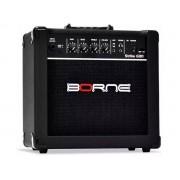 Amplificador Borne Strike G30 Combo 15W Bivolts