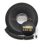 Kit Reparo para Alto Falante Eros E-12 Hammer 3.0k 4R 8R