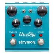 Pedal Reverb Bluesky Reverberator Strymon