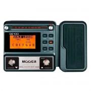 Pedaleira Para Guitarra Mooer GE-100 Multi-Efeitos
