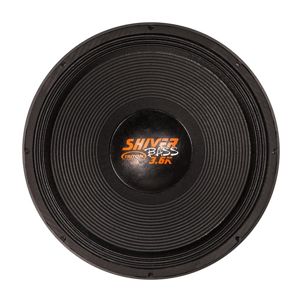 Alto Falante 18 Triton Shiver Bass 3.6 1800w Rms 4R
