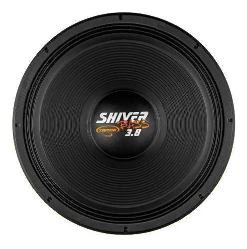 Alto Falante 18  Triton Shiver Bass 3.8 1900w Rms 4 Ohms