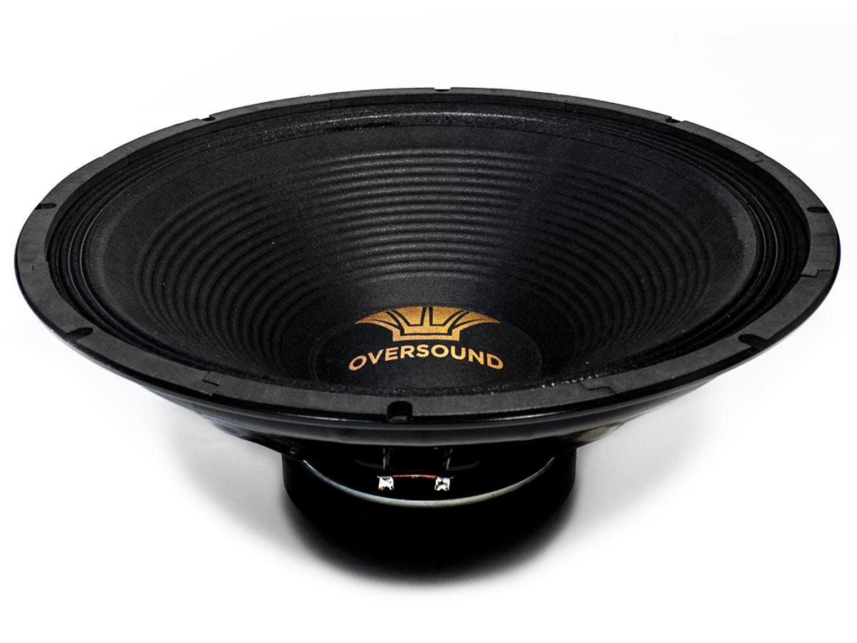 Alto Falante Oversound 15¨ CX 1536 200Rms 8 Ohms