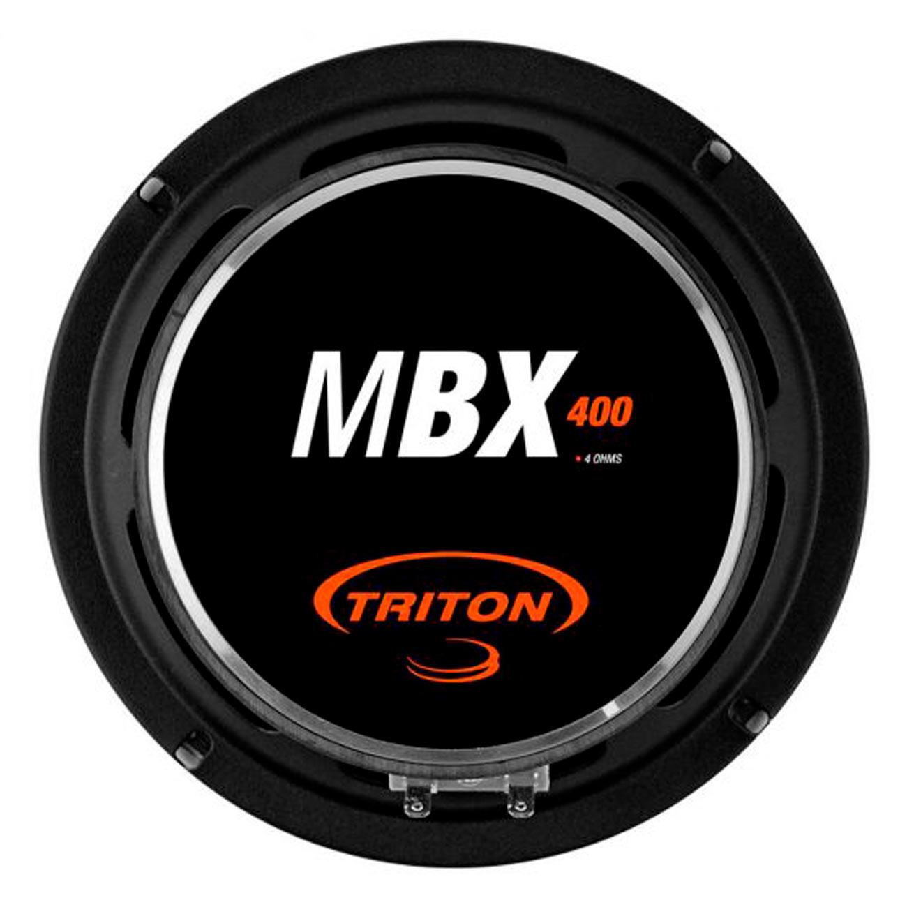 Alto Falante Triton 6 Polegadas MBX400 Woofer
