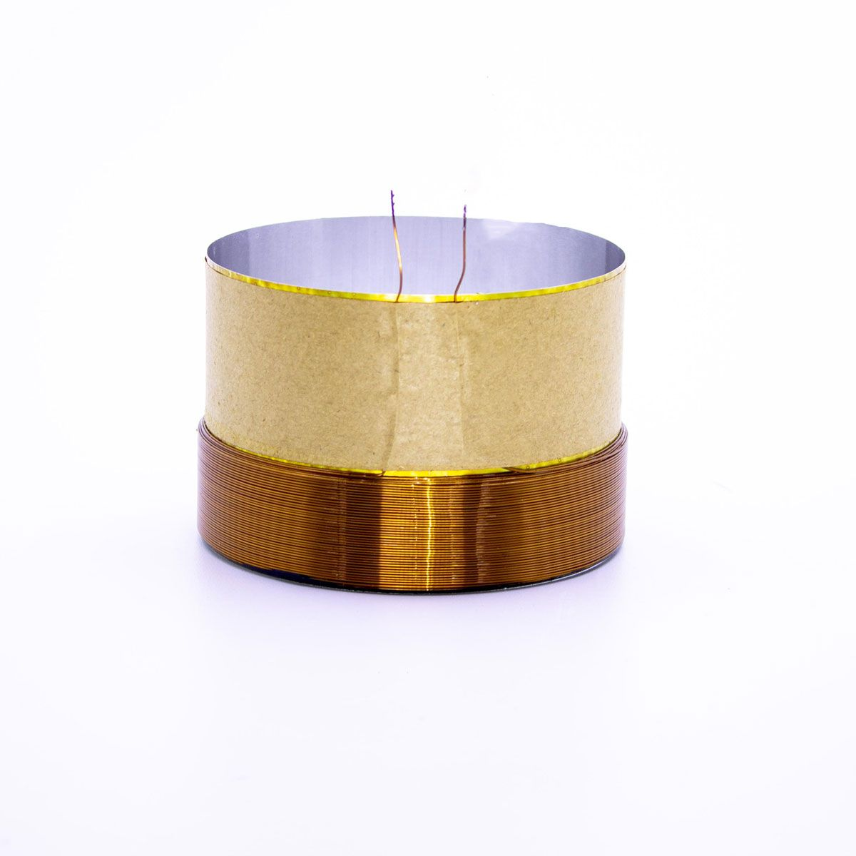 Bobina para Alto Falante Aluminio 100x00 ED 4R