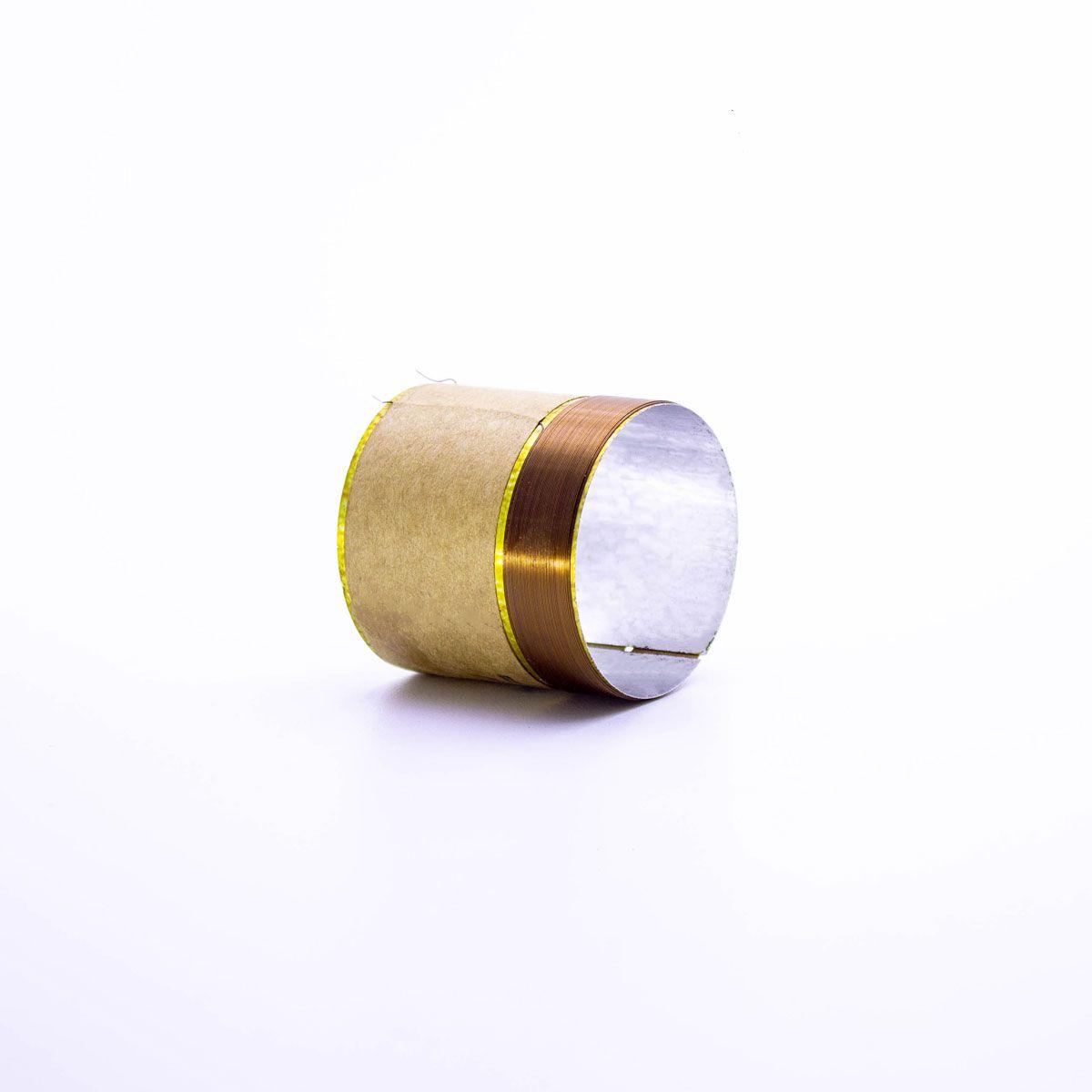 Bobina para Alto Falante Aluminio 45x00 4R 8R