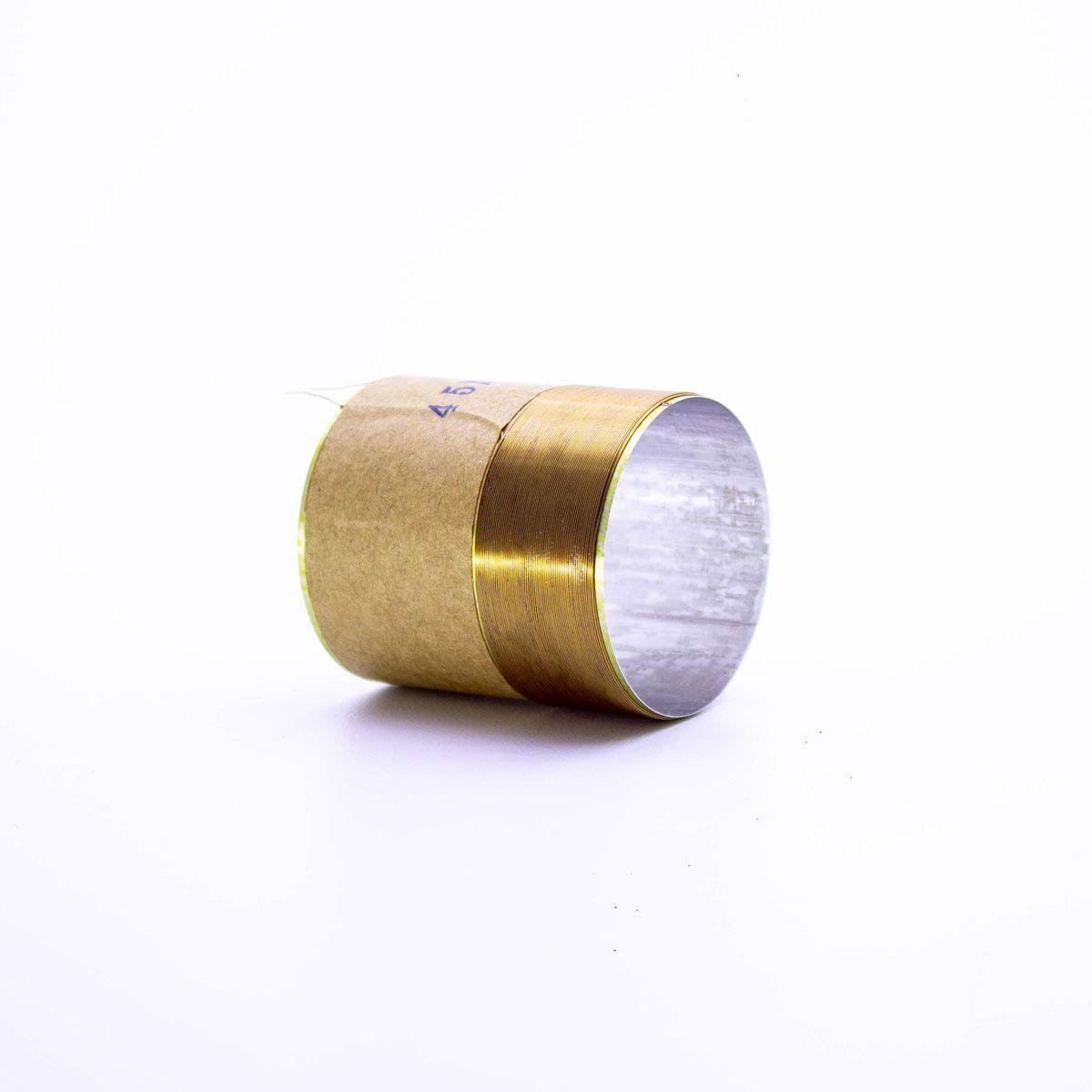 Bobina para Alto Falante Aluminio 45x00 REF 8R