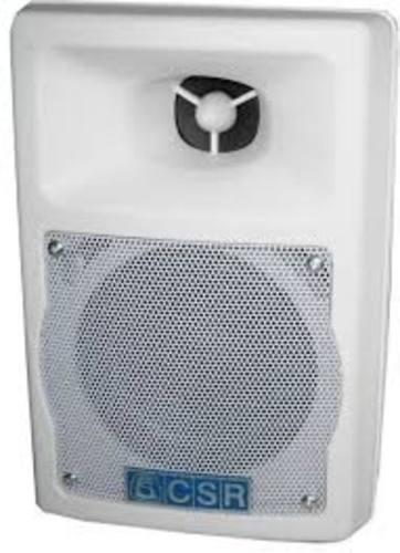 Caixa Csr 950 Acústica Para Som Ambiente 50w Rms Branca