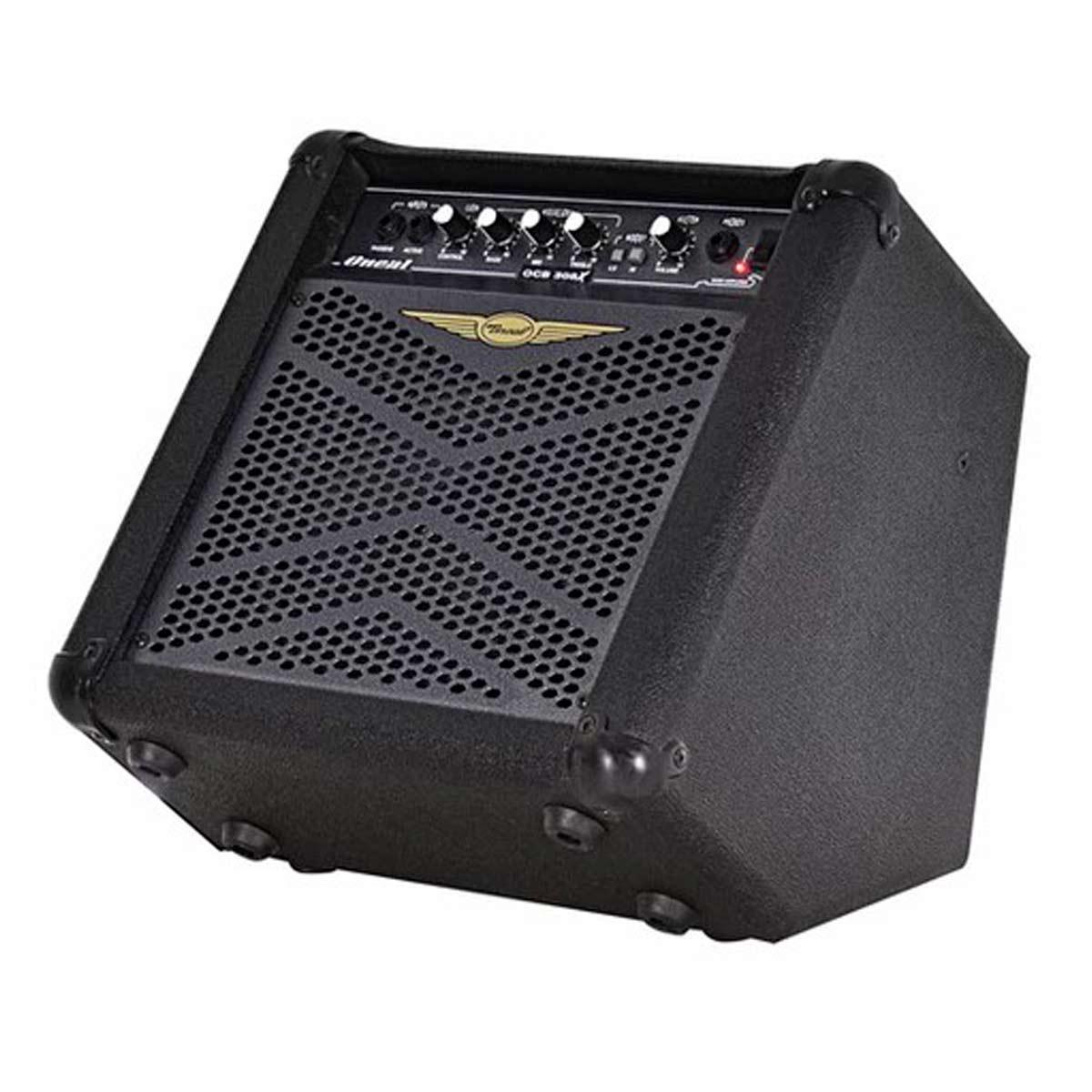 Cubo Amplificador P/ Contrabaixo Oneal OCB 308X 40Wrms